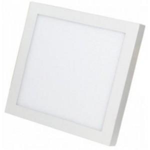 LED panel přisazený 12W 860lm 170x170mm 230V CCD STUDENÁ